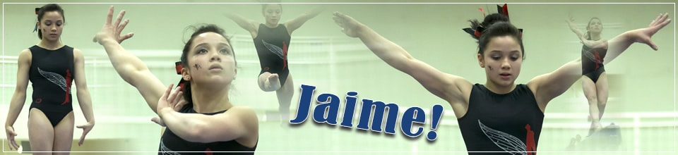 Jaime Law - Level 10 Gymnast - Class of 2016