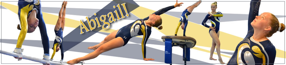 Abigail Zoromski - Level 10 Gymnast - Class of 2016