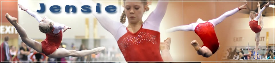 Jensie Givens - Level 10 Gymnast - Class of 2018
